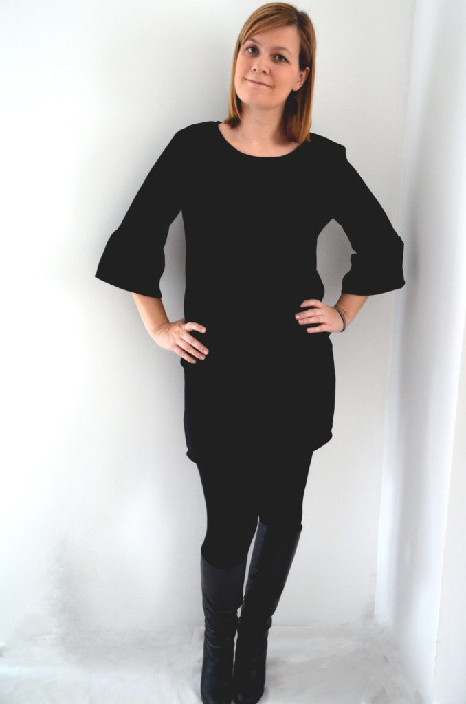 Op een vrijdagavond in januari deed ik wat late night shoppping na het werk. Ik zag een beeldig jurkje bij Zara maar nam het niet mee. Het boek van Eef Theys griste ik wel mee… En op w…