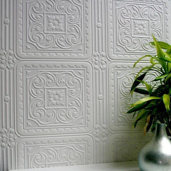 437 Rd80000 Turner Tile Textured Vinyl Anaglypta Wallpaper Paintable Textured Wallpaper Anaglypta Wallpaper Paintable Wallpaper