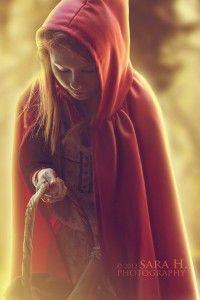 Red Riding Hood - IV by Sara Helwe