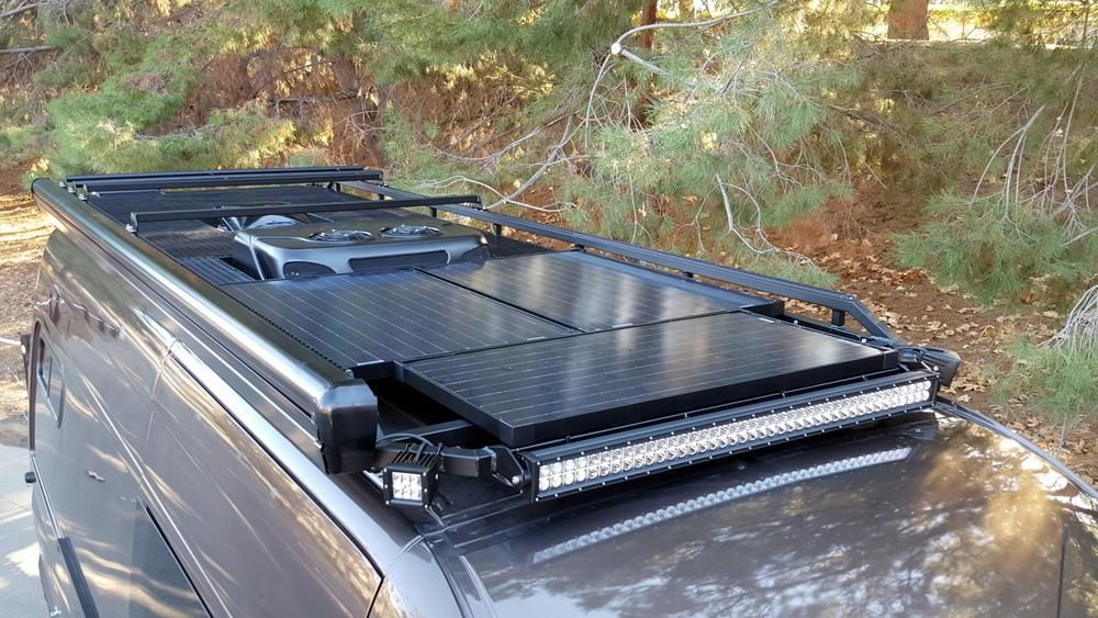 Rb Touring Van Sawtooth 03 170 Van Mercedes Camper Camper Van Conversion Diy