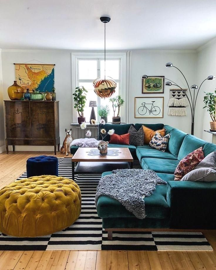 38 colorful eclectic living rooms 34  living room