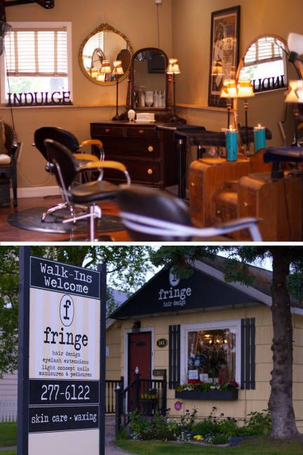 The 14 Best Salons in the Country | Fringe hair, Salons and Salon ...