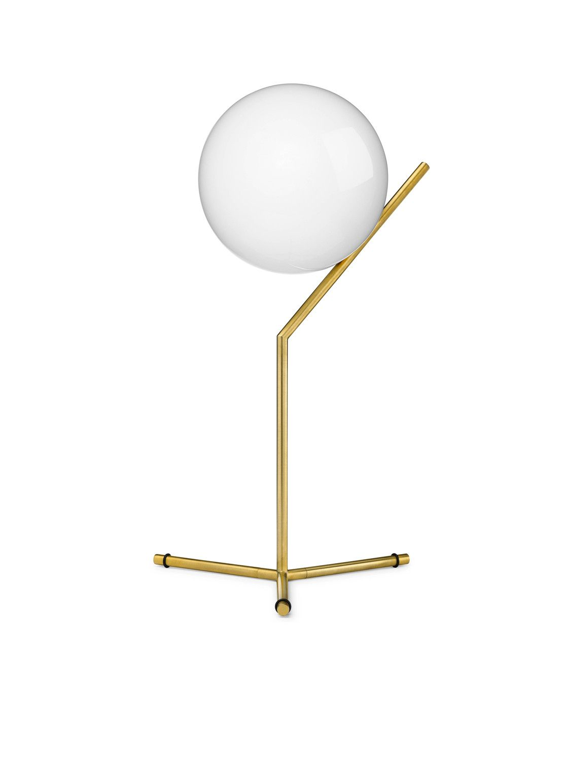 De Flos IC Lights T1 High tafellamp is gemaakt van staal en geblazen glas. De…