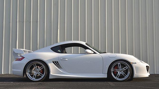 2006 Porsche Cayman 3 4l Aero Body Kit Mecum Auctions Porsche Cayman S Porsche Porsche Wheels
