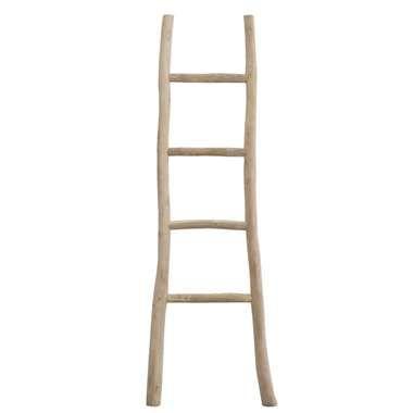 Ladder Decoratief Jan Naturel Decoratieve Ladders Houten Ladder Ladder