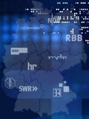 Third regional tv stations in Germany