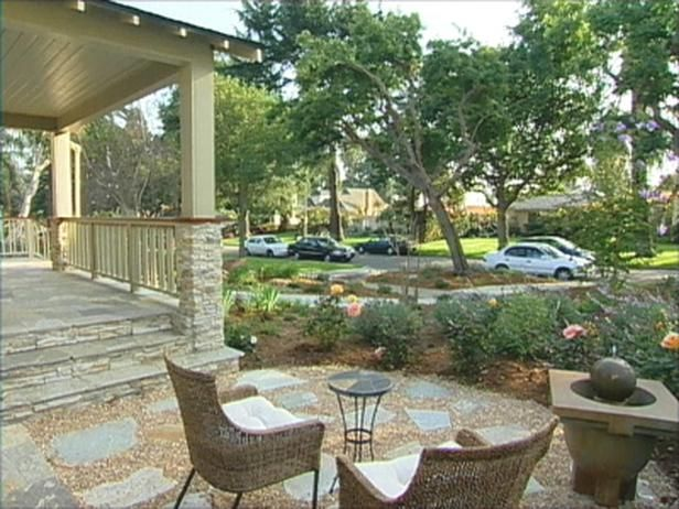 Front Patios Design Ideas example of a tuscan patio design in toronto 1000 Images About Front Yard On Pinterest Front Yard Patio Decomposed Granite And Front Yards