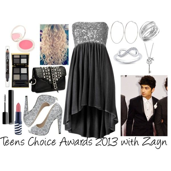 """""""Teens Choice Awards 2013 with Zayn"""" by hazzastyles19 on Polyvore"""