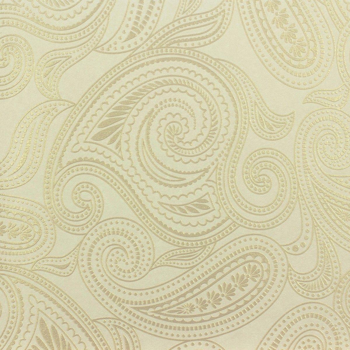 Tapete Gold tapete b b home barock creme gold 716702