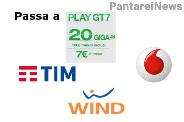Passa a Tre, Tim, Wind, Vodafone: le migliori offerte di luglio ...