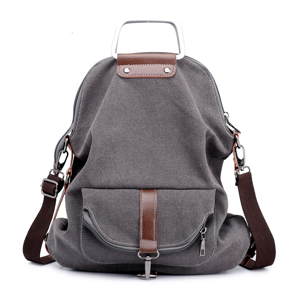 6202ef0226 Women Portable Canvas Backpack Price  47.40   FREE Shipping  deluxe  luxury   indozstyle  design