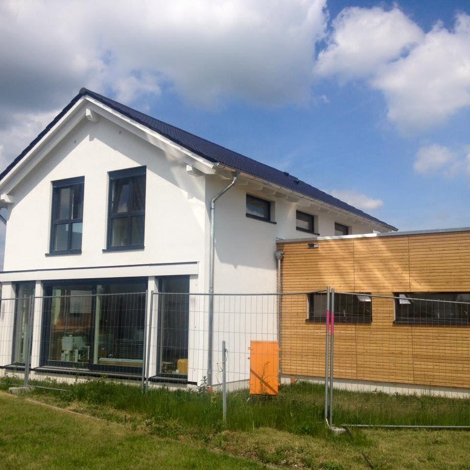 Kw 2016 aufbau des hauses musterhaus musterhausausstellung kampa haus
