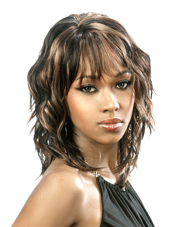 MT20271 Flirt Synthetic Wig by Motown Tress - African American Wigs ... 5cfac26c2