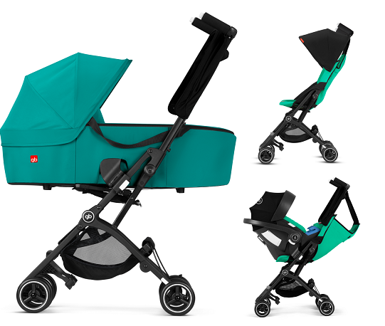 AllNEW GB Pockit Plus Stroller 2018 In Stock, Free