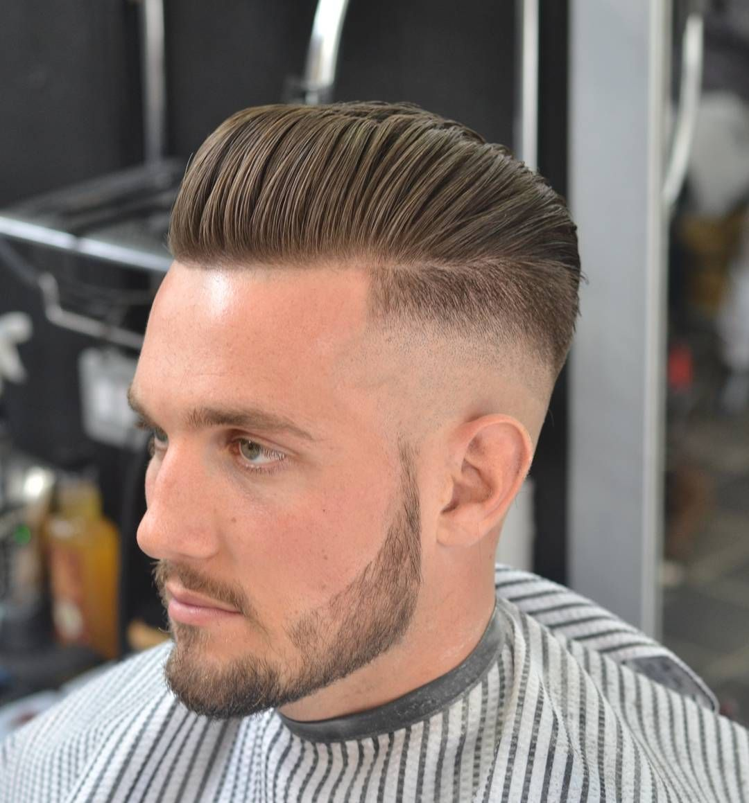 Nice 50 Flattering White Guy Fade Ideas Trendy Haircuts For White Men Check More At Http Stylemann Com Bes Mens Hairstyles Mens Hairstyles 2018 Hair Styles