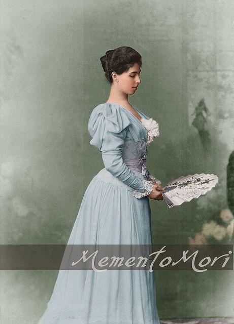 Grand duchess Victoria Melita of Hesse