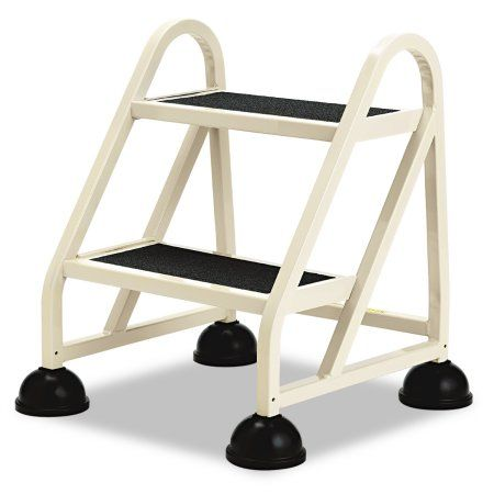 Brilliant Cramer Two Step Stop Step Aluminum Ladder 23 Inch High Ibusinesslaw Wood Chair Design Ideas Ibusinesslaworg