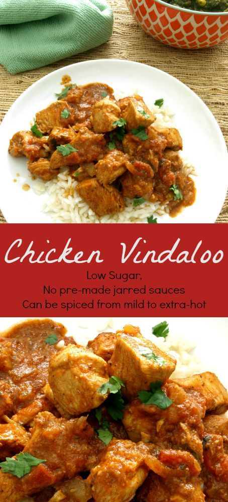 Chicken vindaloo recipe chicken vindaloo curry spice and vindaloo chicken vindaloo kitchendreaming the tangy spicy blend of vinegar forumfinder Image collections