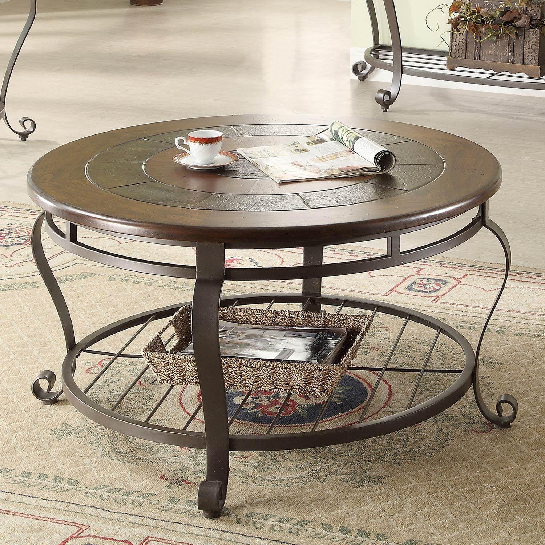 18 Tuscan Decor Ideas 2021 Old Italian Decorating Guide Tuscan Decorating Riverside Furniture Slate Coffee Table [ 1500 x 1500 Pixel ]