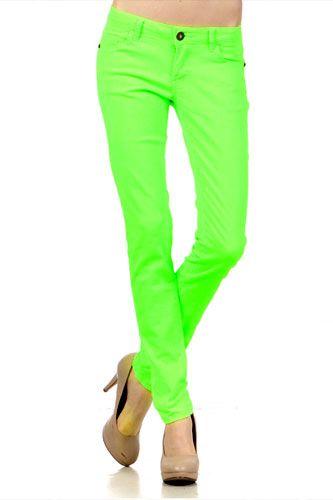 bigchipz.com color-skinny-jeans-32 #skinnyjeans | Jeans & Shorts ...