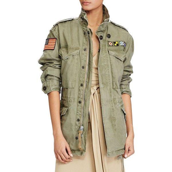 Designer Clothes, Shoes & Bags for Women   SSENSE. Army Green JacketsMilitary  JacketsPolo Ralph Lauren ...