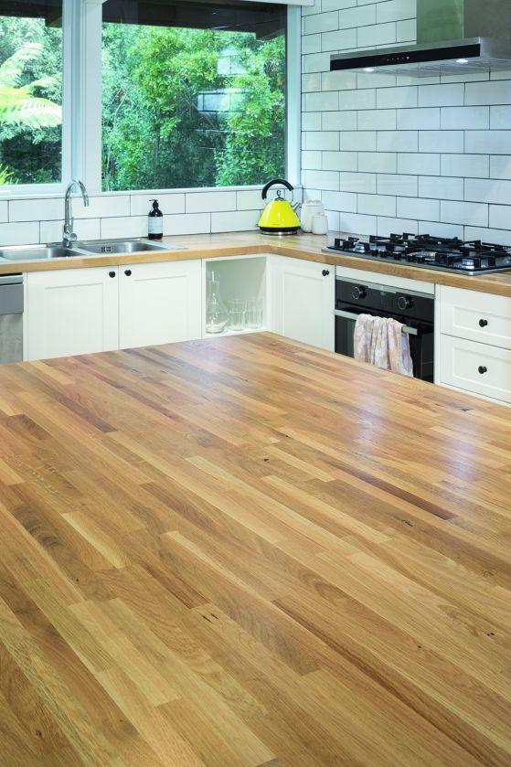 euro oak benchtop kitchen inspirations new kitchen kitchen on kaboodle antique white kitchen id=41233