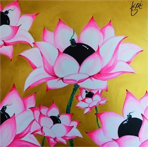 Lotus Flower Bombsue Tsai Art Beyond Your Imagination