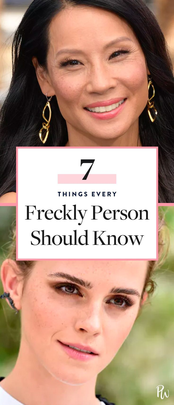 Skin Care Advice That Will Help At Any Age Freckles