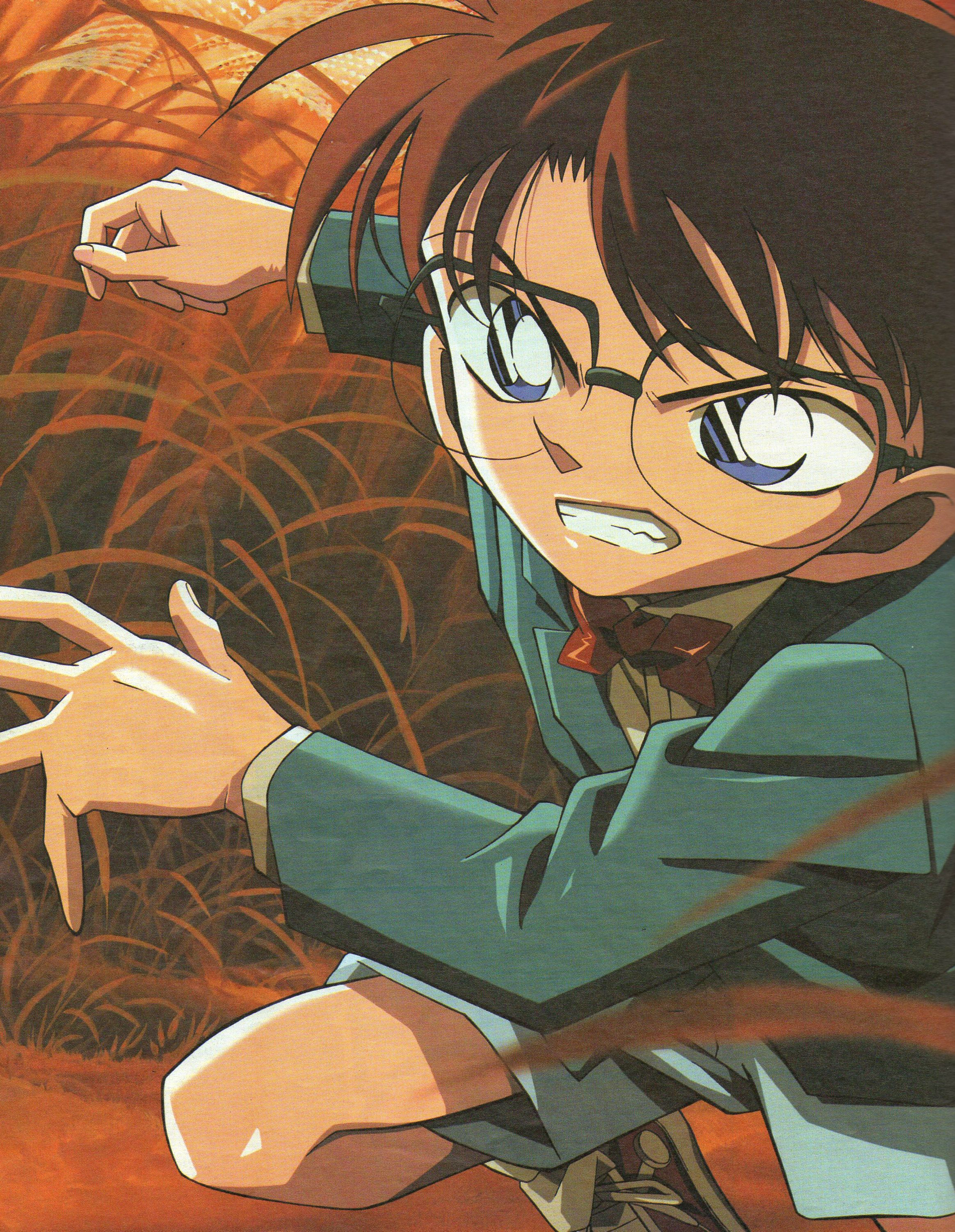 Tags: Meitantei Conan, Edogawa Conan, Official Art
