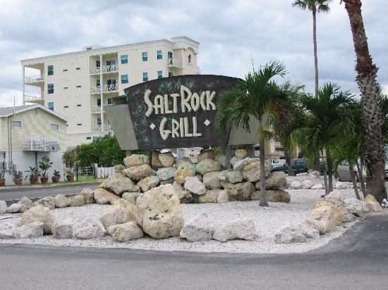 Salt Rock Grill Indian Shores Florida Amazing Food At This Place