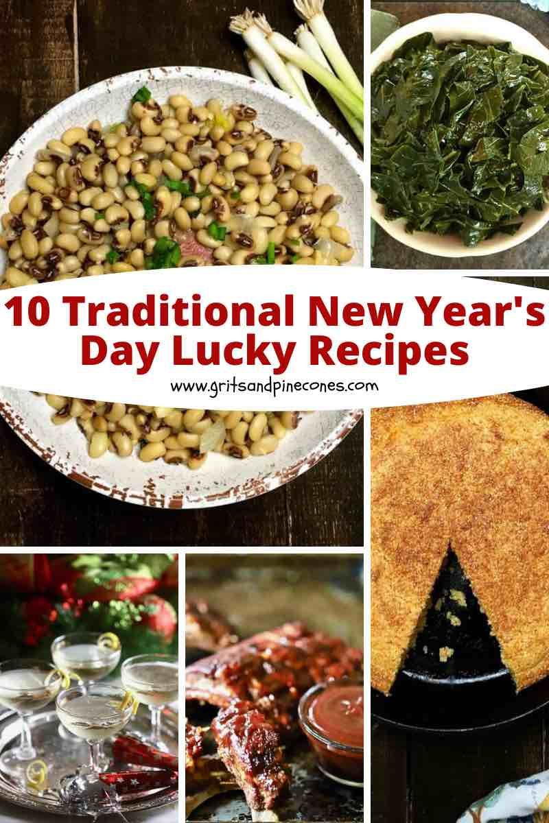 10 Lucky Traditional New Year's Day Recipes & Menu Ideas