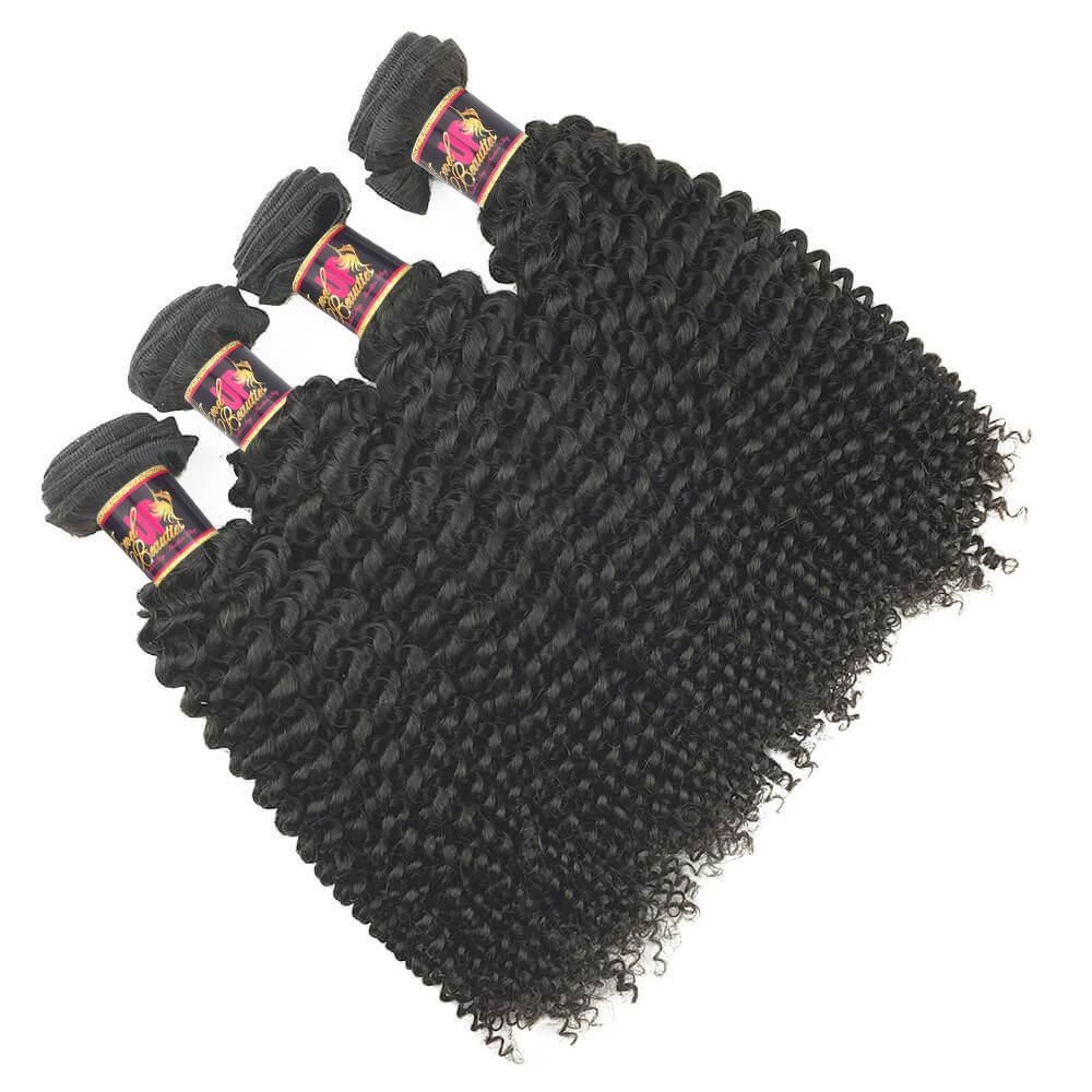 Brazilian Kinky Curly Virgin Hair Weave (Price Per Bundle)