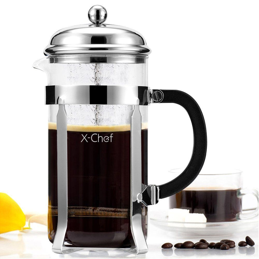 how to make espresso with a french press video