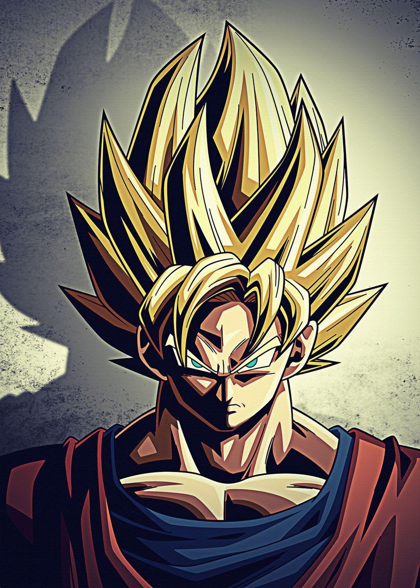 Dragon Ball Z Super Dbz Poster By Breannagulgowski Displate In 2021 Dragon Ball Wallpaper Iphone Dragon Ball Wallpapers Dragon Ball Super Wallpapers Goku hd wallpaper free download