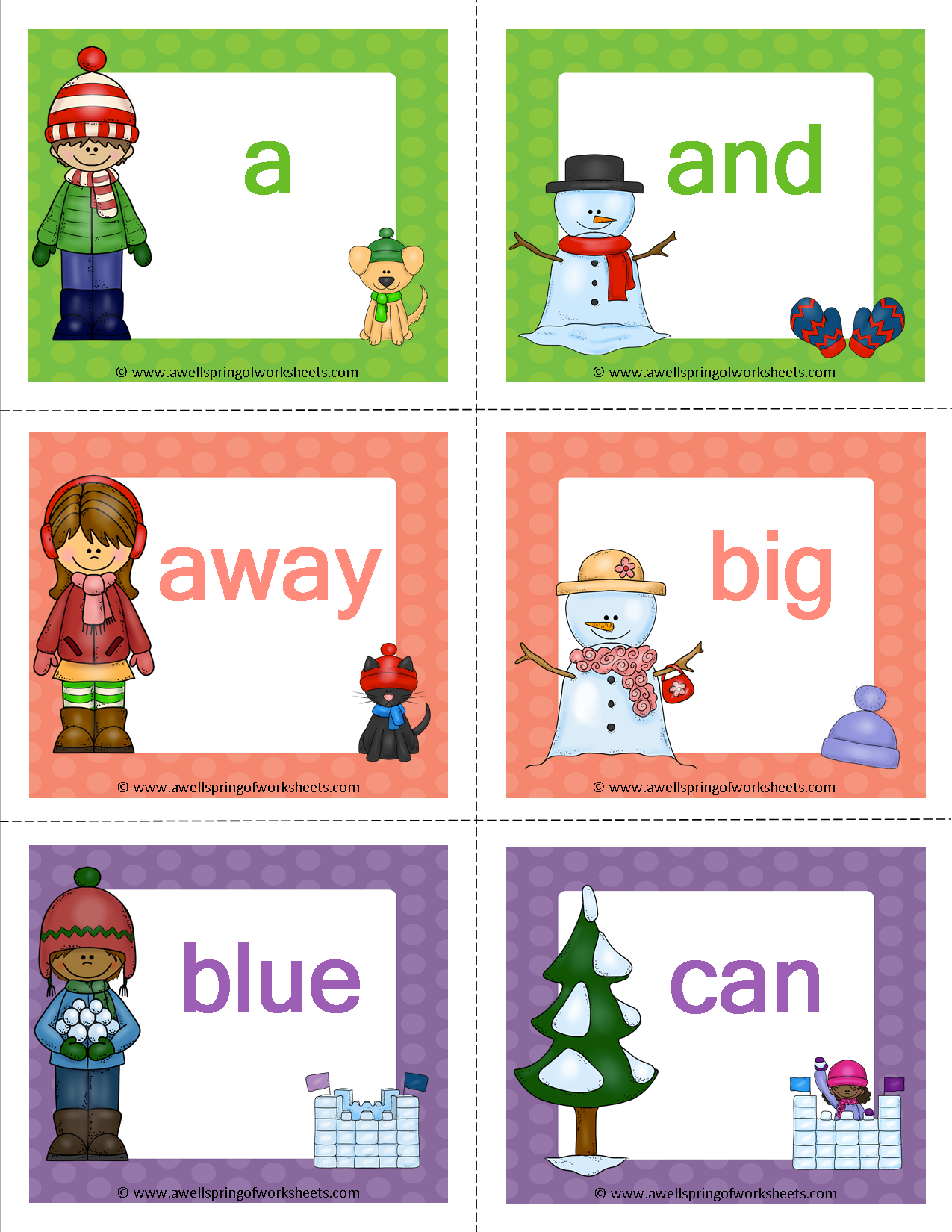 Worksheets by Subject | Pinterest | Sight word flashcards, Language ...