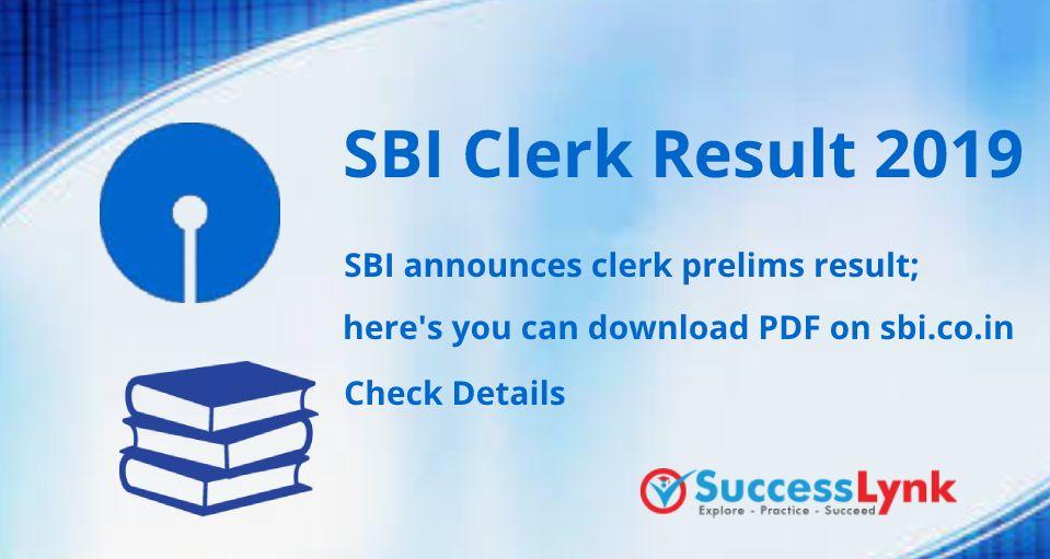 sbi clerk result 2015 online application form