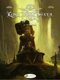 Long John Silver tome 4 - Guina-Capac (en anglais)