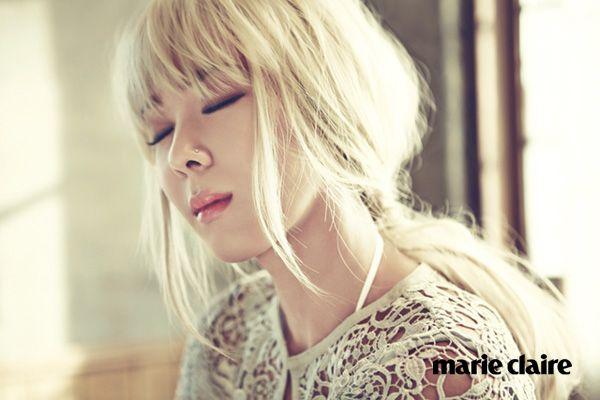 'Marie Claire Korea' March 2015   윤미래 Yoon Mi Rae/ T/ Tasha   제인 송 Jain Song