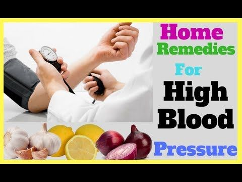 10 Surprising Home Remedies For High Blood Pressure And Cholesterol