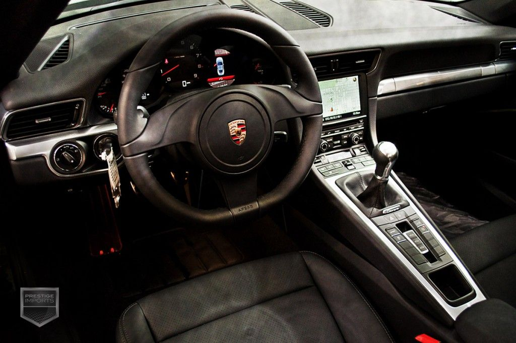 The First Of Its Kind Porsche 991 7 Speed Manual Transmission Manual Transmission Porsche 991 Transmission
