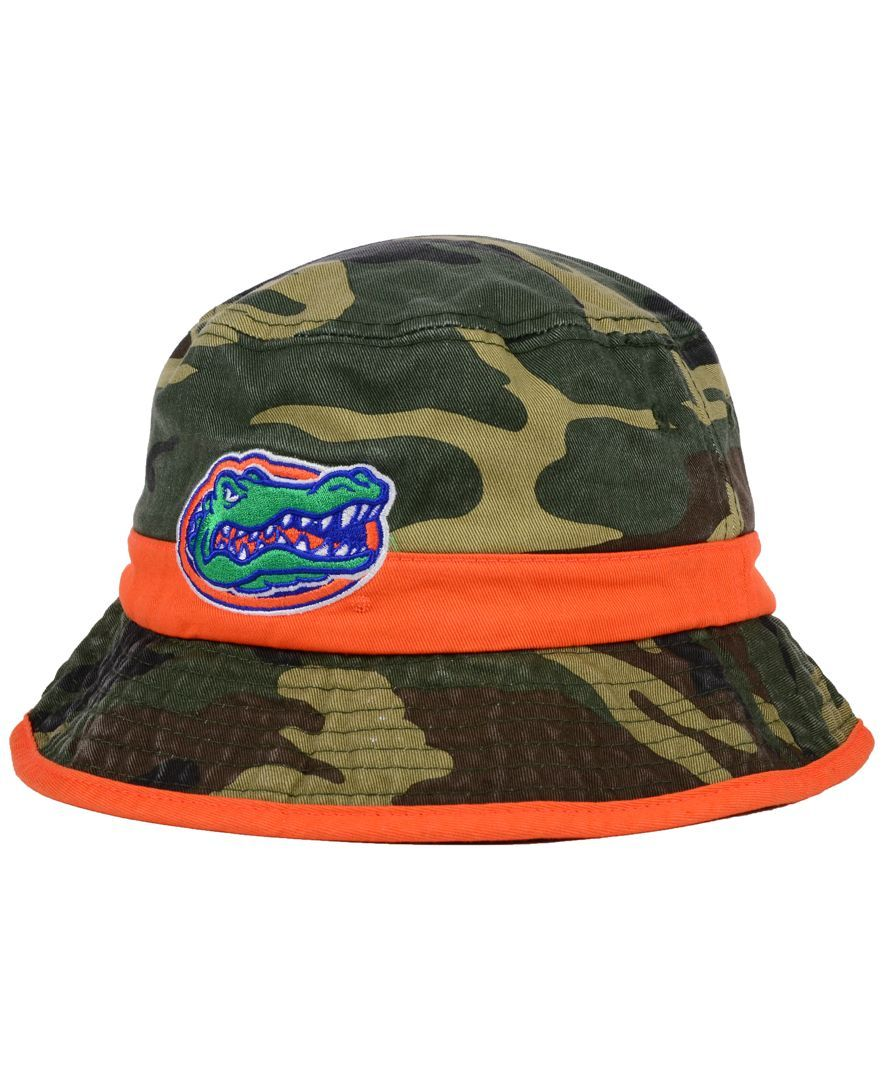 a88ffceed1c Top of the World Florida Gators Sneak Attack Bucket Hat
