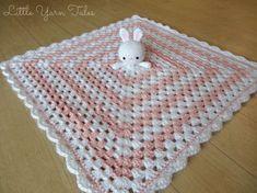 Bunny Lovey/Security Blanket
