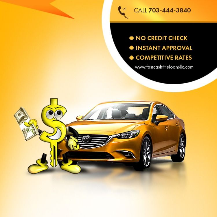 Turn your CAR TITLE into CASH & Keep Driving Your Vehicle