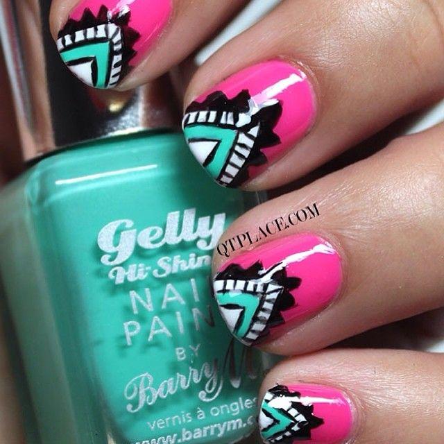 qtplace #nail #nails #nailart | Hair & Beauty | Pinterest | Nail ...
