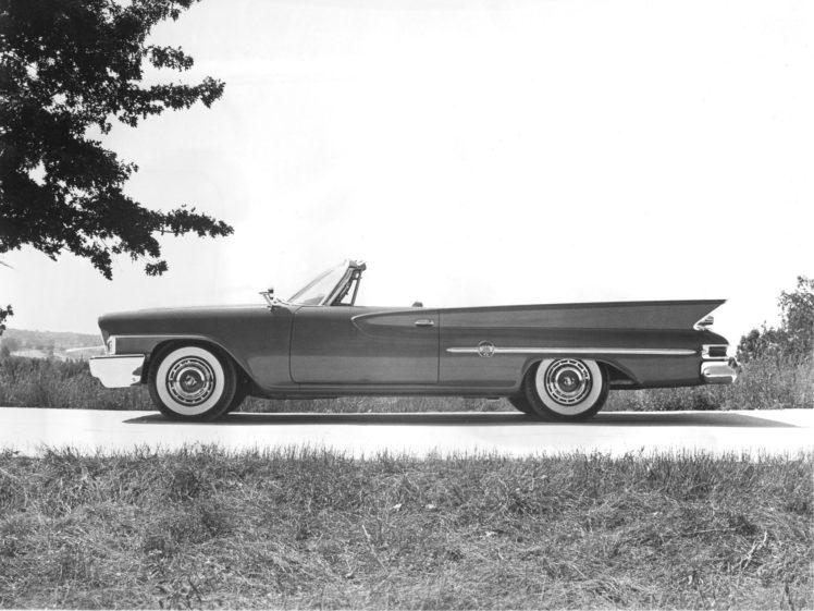 1961, Chrysler, 300g, Convertible, Classic hd wallpaper