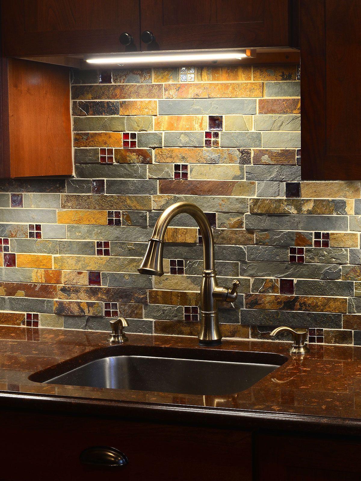 Subway Slate Glass Mosaic Kitchen Backsplash Tile Kitchen Tiles Backsplash Mosaic Backsplash Kitchen Tile Backsplash