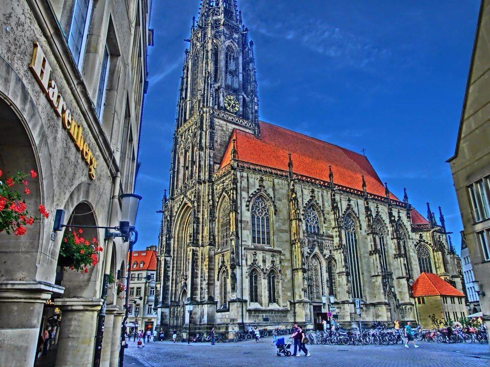 Münster, Germany.