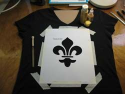 Click here for some Free Airbrush Stencils | Sewing | Air