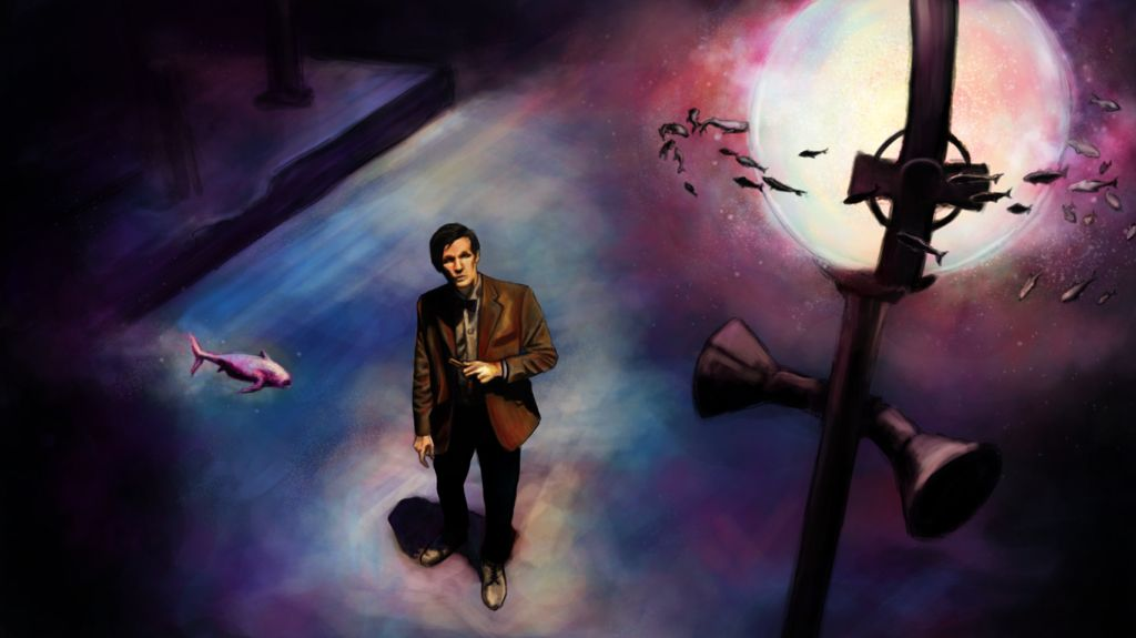 Dr Who Christmas Carol.This Piece Is From The Doctor Who Christmas Special A