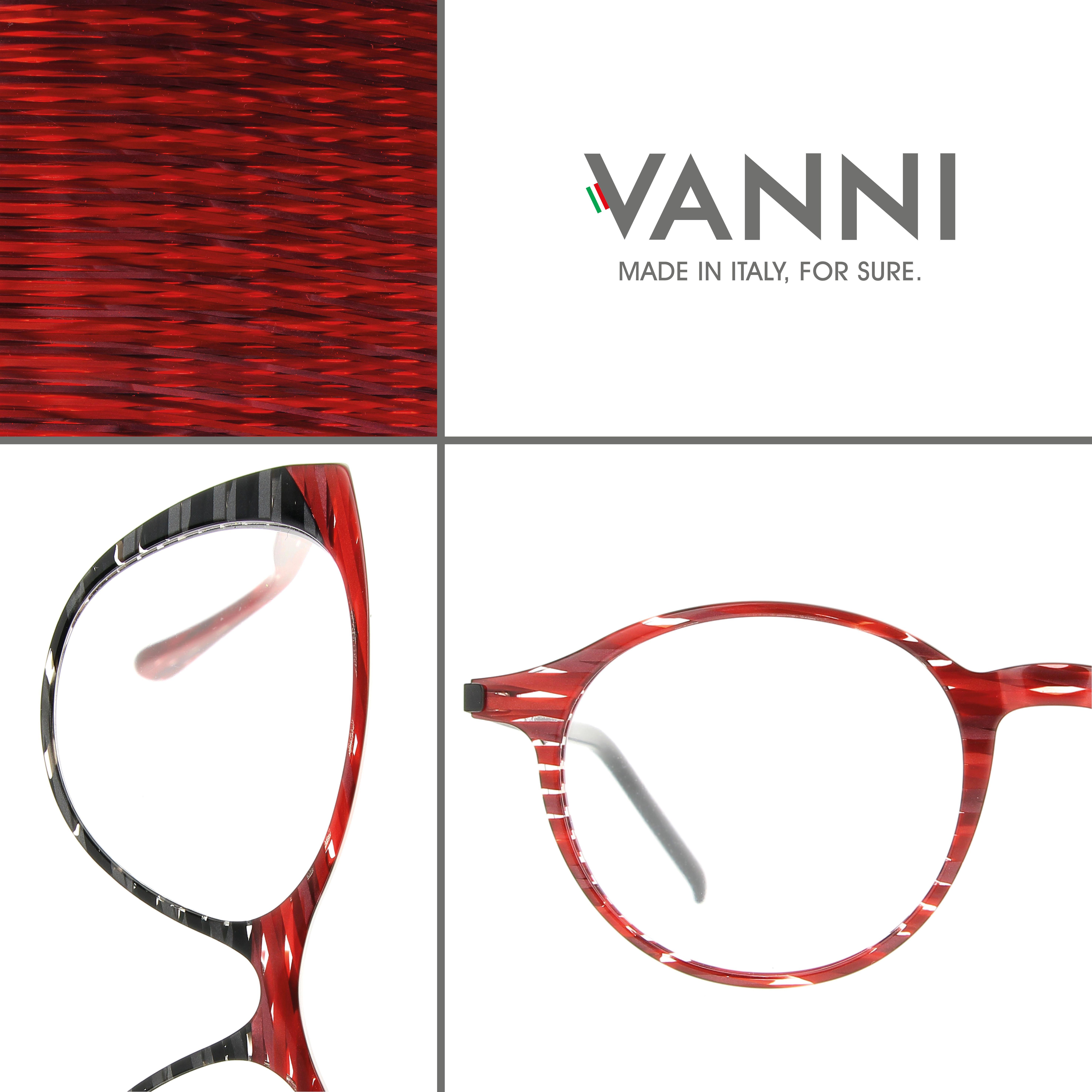 #VANNIeyewear New exclusive acetate block - Wired - www.vanniocchiali.com #madeinitalyforsure